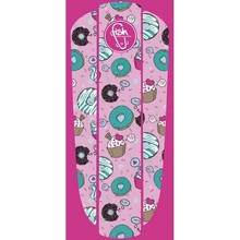"Penny Board Sticker Fish Classic 22"" - Pink Donuts"