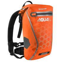 Waterproof Backpack Oxford Aqua V20 20L - Orange