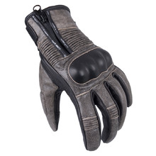 Men's Moto Gloves W-TEC Davili - Black-Brown