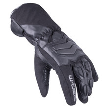 Men's Moto Gloves W-TEC Djarin GID-16026 - Black
