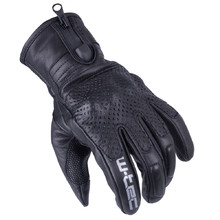 Men's Moto Gloves W-TEC Swaton GID-16032 - Black