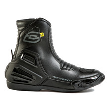 Motorcycle Shoes Ozone Urban II CE - Black