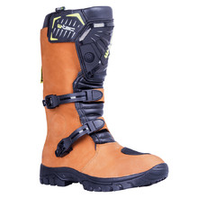 Enduro Moto Boots W-TEC MX-1 - Brown