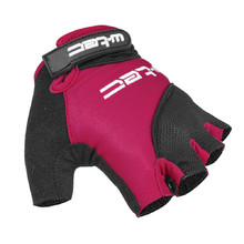 Women's Cycling Gloves W-TEC Sanmala Lady AMC-1023-22 - Purple-Black