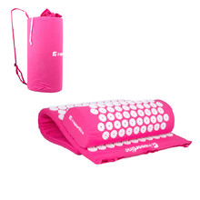 Massage Set inSPORTline Alavea - Pink