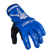 Cycling/Motorcycle Gloves W-TEC Belter B-6044 - Blue