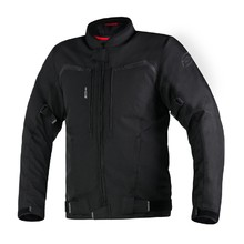 Motorcycle Jacket Ozone Delta IV - Black