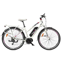 Women's Trekking E-Bike Crussis e-Savela 7.2