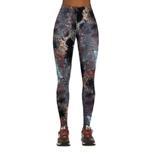 Women's Leggings BAS BLEU Fusion 90