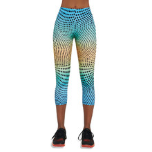 Women's Sports Leggings BAS BLACK Wave 70