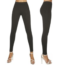 Women's Push-Up Leggings BAS BLEU Iggy - Black