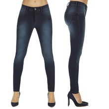 Women's Shaping Leggings BAS BLEU Timea - Dark Blue