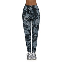 Women's Sports Pants BAS BLACK Yank