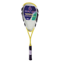 Squash Racket Spartan Titan-Power - Yellow Black