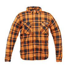 Motorcycle Shirt W-TEC Terchis - Orange