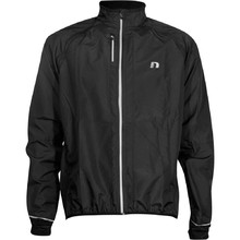 Cycling Jacket Newline Bike Convertible - Black