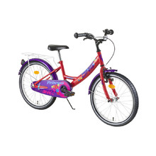 "Children's Bike DHS Princess 2002 20"" – 2016 - Red"
