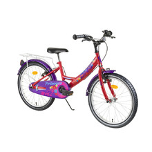 "Children's Bike DHS Princess 2004 20"" – 2016 - Red"