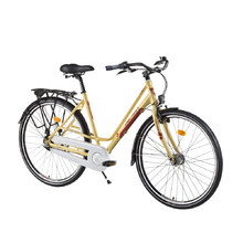 Urban Bike Devron Urbio LC1.8 – 2016 - Antique Brass
