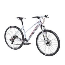 "Women's Mountain Bike Devron Riddle LH1.7 27.5"" – 2016 - Crimson White"