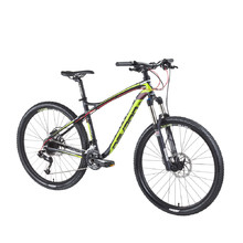 "Mountain Bike Devron Zerga D5.9 29"" - model 2016 - Black Fury"