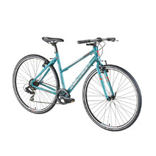 Women's Cross Bike Devron Urbio LU1.8 – 2016 - Baby Blue
