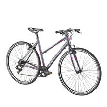 Women's Cross Bike Devron Urbio LU1.8 – 2016 - Ruby Mist
