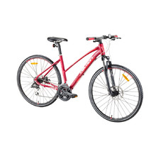 Women's Cross Bike Devron Urbio LK2.8 - 2017 - Fiery Red