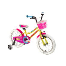 "Children's Bike DHS Daisy 1602 16"" – 2018 - Yellow"
