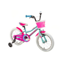 "Children's Bike DHS Daisy 1602 16"" – 2018 - Turquoise"