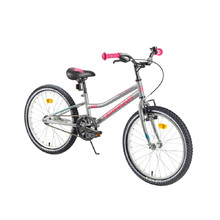 "Children's Bike DHS Terrana 2002 20"" – 2018 - Pearl Light Gray"