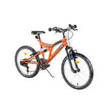 "Children's Bike Kreativ 2041 20"" – 2018 - Orange"
