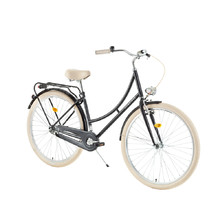 "Urban Bike DHS Citadinne 2632 28"" – 2018 - Black"