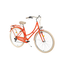 "Urban Bike DHS Citadinne 2634 26"" – 2018 - Orange"