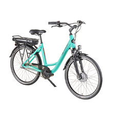 "Urban E-Bike Devron 26120 26"" – 2018 - Light Blue"