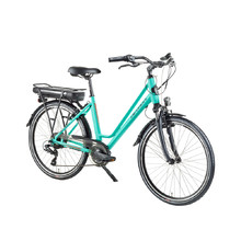 Urban E-Bike Devron 26122 – 2018 - Light Blue