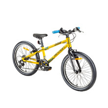 "Children's Bike Devron Riddle Kids 1.2 20"" – 2018 - Yellow"