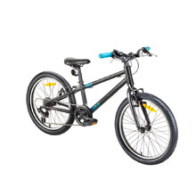 "Children's Bike Devron Riddle Kids 1.2 20"" – 2018 - Black"