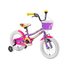 "Children's Bike DHS Daisy 1402 14"" – 2019 - Purple"