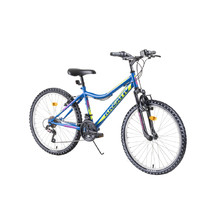"Junior Mountain Bike Kreativ 2404 24"" – 2019 - Blue"