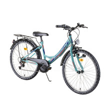"Junior Bike Kreativ 2414 24"" – 2019 - Light Green"