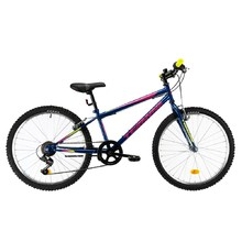 "Junior Bike DHS Teranna 2421 24"" – 2019 - Blue"