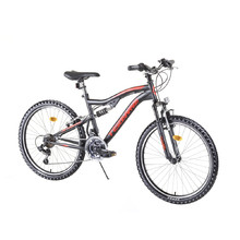 "Full-Suspension Junior Bike DHS 2445 24"" – 2019"