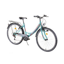 "Urban Bike Kreativ 2614 26"" – 2019 - Light Green"