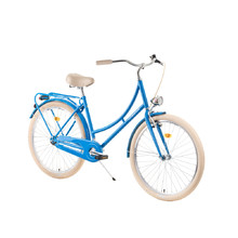 "Urban Bike DHS Citadinne 2632 26"" – 2019 - Blue"