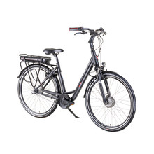 "Urban E-Bike Devron 28124 28"" – 2019 - Black"