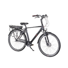 "Urban E-Bike Devron 28125 28"" – 2019 - Black"