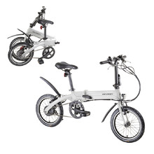 "Folding E-Bike Devron 16201 16"" – 2020 - White"