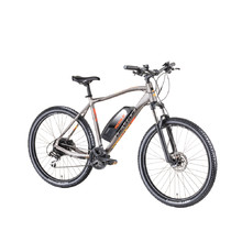 "Mountain E-Bike Devron Riddle M1.7 27.5"" – 2019 - Grey Matt"