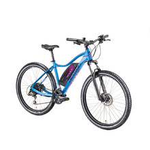 "Women's Mountain E-Bike Devron Riddle W1.7 27.5"" – 2019 - Blue"